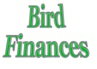 bird finances